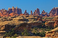 Parco nazionale di Canyonlands… Needles area (6294480744) .jpg