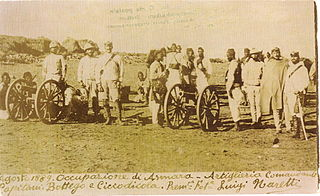 Royal Corps of Eritrean Colonial Troops