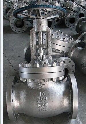 Globe valve - Globe valve