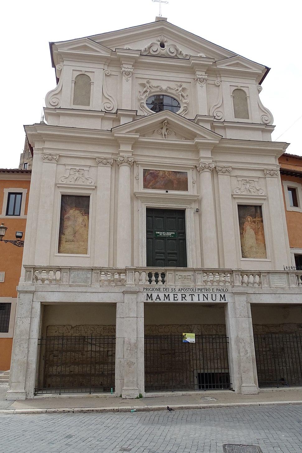 Carcere Mamertino Rome
