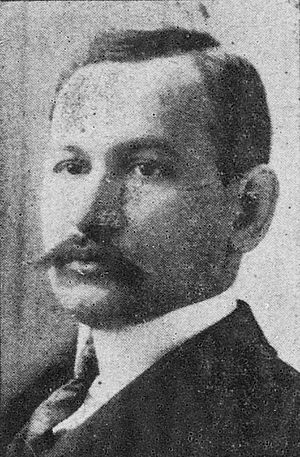 Carlos A. Long - Long around 1908
