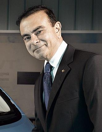 Carlos Ghosn - Carlos Ghosn in 2010.