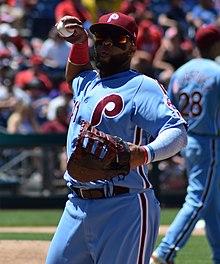 Carlos Santana (baseball) - Wikipedia