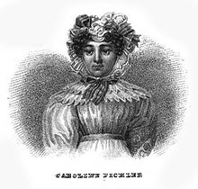 Karoline Pichler, 1830 (Source: Wikimedia)