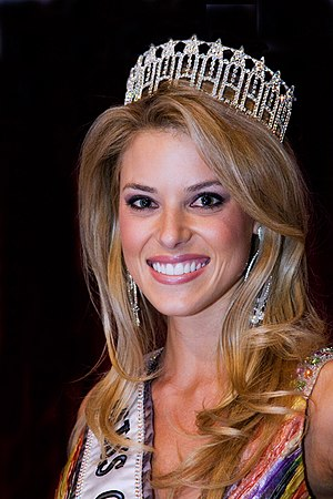 Carrie Prejean Miss California 2009