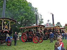 Carters Steam Fair Wikipedia