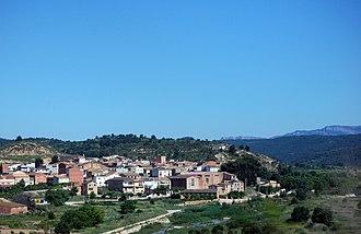 Caseres - Image: Caseres, Terra Alta, Catalunya