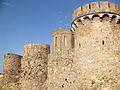 Castell d'Onda, muralla oest i església.jpg