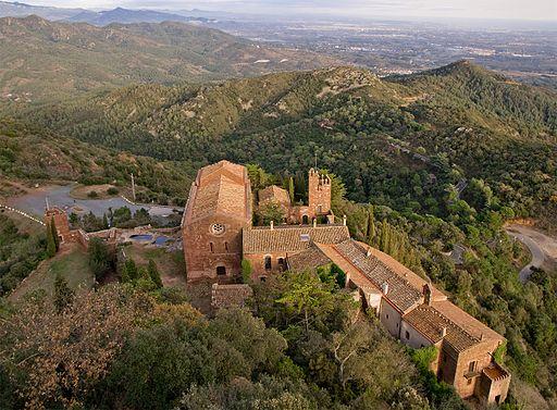 Castell monestir d'Escornalbou (Riudecanyes)
