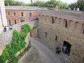 Castello di Belcaro, primo cortile.JPG