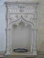 Castelnaud Lacoste chapelle bénitier.JPG