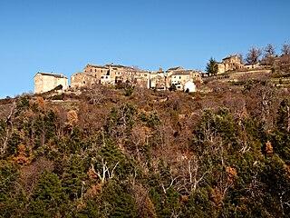 Castineta Commune in Corsica, France