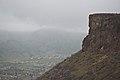Castle Rock, South Table Mountain in the Rain.jpg