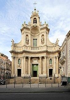 Sicilian Baroque Baroque architectural style from Sicily
