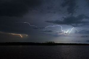Maracaibo Basin - Catatumbo lightning