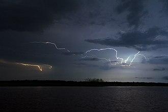 Maracaibo Basin - Catatumbo lightning