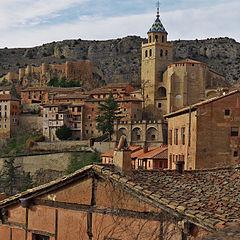 Catedral de Albarracín. Campanario