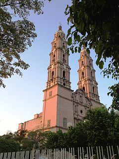Villahermosa Cathedral Church in Villahermosa, Mexico