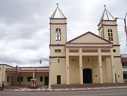 Catholic church in Joaquín V. González.jpg