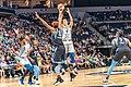 Cecilia Zandalasini (9) shoots the ball in the Minnesota Lynx vs Atlanta Dream game.jpg