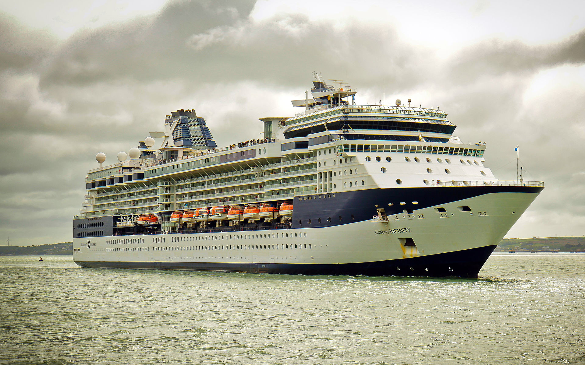 Celebrity Cruises - Wikipedia, den frie encyklopædi