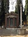 Cementiri de Terrassa, panteó capella Família Roig (III).jpg