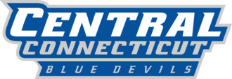 2017 Central Connecticut Blue Devils football team - Image: Central Connecticut Blue Devils wordmark
