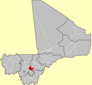 Barouéli Cercle Cercle in Ségou Region, Mali