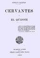 Cervantes y El Quijote - Adolfo Saldias.pdf
