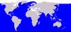 Cetacea range map Humpback Whale