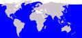 Cetacea range map Humpback Whale.png