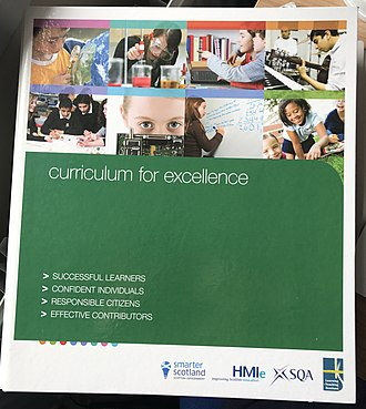 Learning and Teaching Scotland - Curriculum for Excellence Green Folder