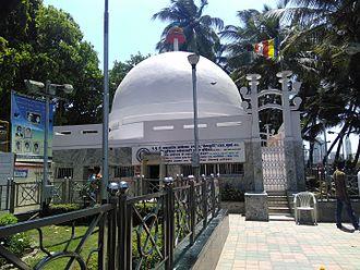 Chaitya Bhoomi - Chaitya Bhoomi Stupa
