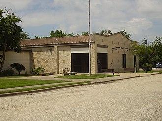Anahuac, Texas - Image: Chambers County Library Anahuac