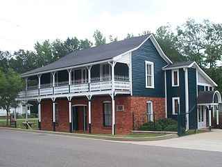 Thomasville Historic District United States historic place