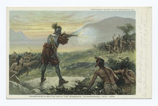 Beaver Wars 17th c. wars between Hurons and Iroquois