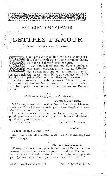 File:Champsaur - Lettres d'amour, 1888.djvu