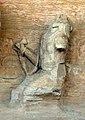 Chandragupta II paying homage to Varaha in Udayagiri Caves (2).jpg