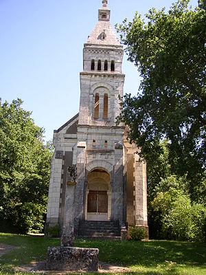 Sainte-Maure-de-Touraine - The Chapel of the Virgin