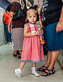 Charity gifts for children with cancer foundation Vanessa Isabel. Pediatric Specialty Hospital of Maracaibo 03.jpg
