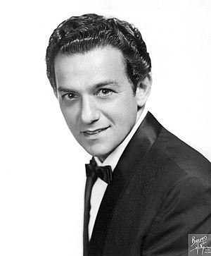 Charles Anthony (tenor) - Anthony in 1974.