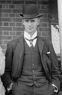 Charlie Townsend English cricketer