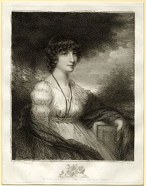 John Howard, 15th Earl of Suffolk - daughter Lady Catherine Howard (1802) by Charles Wilkin