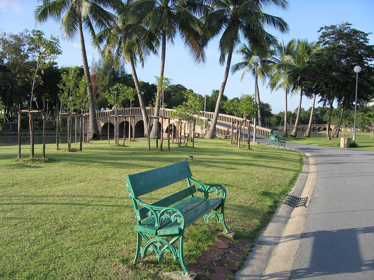 Chatuchak Park - Wikipedia