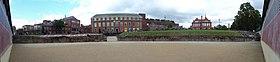 Anfiteatro Romano de Chester - panorama desde el centro 01.jpg