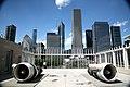 """Chicago (ILL) Art institute of Chicago, Lakeshore East """" Skyline """" (4825808893).jpg"""