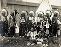 Chief Yellow Hair and Council of Chippewas from the American Indian exhibit in the Department of Anthropology at the 1904 World's Fair.jpg