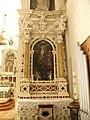 Chiesa della Natività della Beata Vergine Maria, interno (Schiavonia, Este) 08.jpg