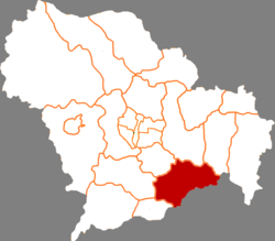 Zhao County in Shijiazhuang