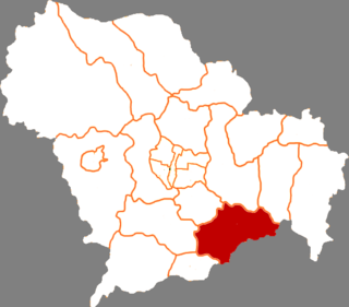 Zhao County County in Hebei, Peoples Republic of China